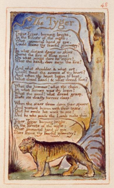 """The Tyger"" by William Blake (poem)"