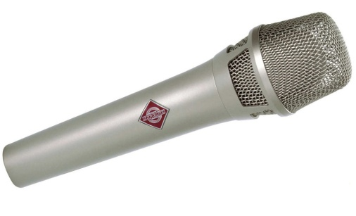 Song vocals recorded on this bad boy (Neumann KMS 105 Condenser Mic)